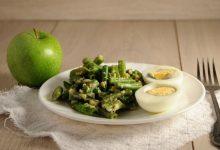 Photo of Receta de judías verdes con huevo