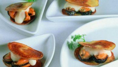 Photo of Receta de mejillones con alioli gratinados