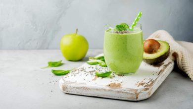 Photo of Receta de Crema fría de manzana verde, aguacate y lima a la menta