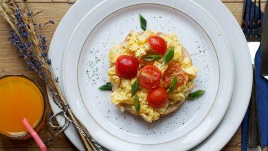 Photo of Receta de Pan con tomate y tortilla