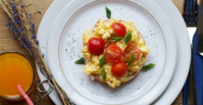 Receta de Pan con tomate y tortilla 1