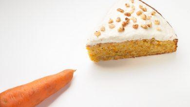 Photo of Receta de Tarta de zanahoria y harina de almendras