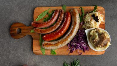 Photo of 5 platos para celebrar el inicio del Oktoberfest