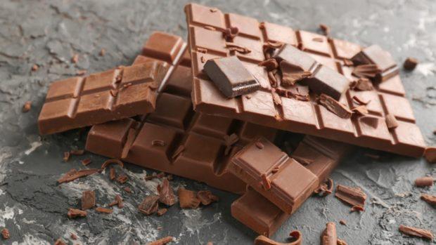 Receta de pastel de chocolate helado