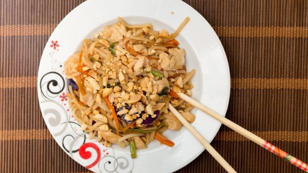 Thai Chicken Pad