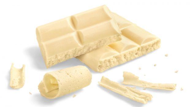 Arroz cremoso con leche de soya y chocolate blanco