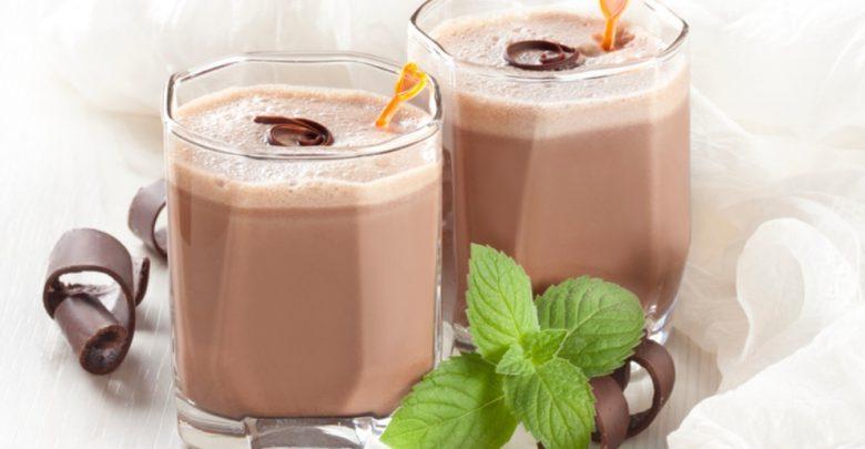 Cómo hacer el mejor batido de chocolate 1
