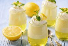 Photo of Receta de flan de limón