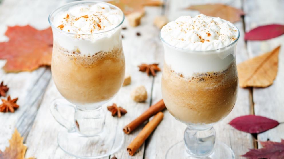 Receta de frappuccino con miel 1