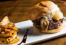 Photo of Receta de hamburguesa casera de ternera con cebolla caramelizada y foie