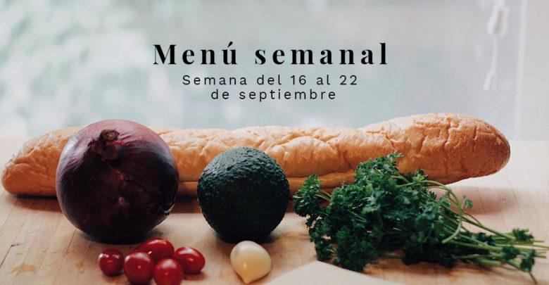 Semana del 16 al 22 de septiembre de 2019 1