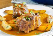 Photo of Receta de rabo de toro con peras caramelizadas
