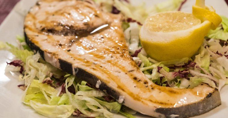 Receta de pez espada al limón 1
