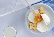 Photo of Receta de queso fresco con miel y frutos rojos