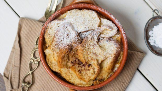 Recetas de postres que se cocinan con pan