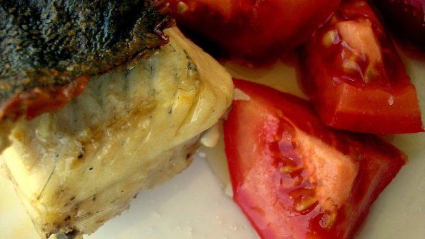 Rodaballo tomate