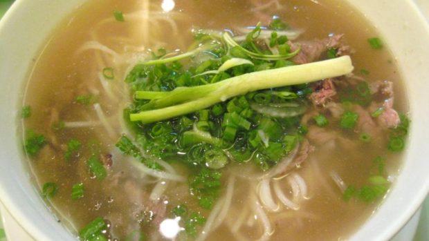 Sopa Vegana Oriental