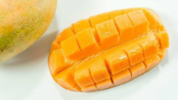 Receta de pulpo a la plancha con alioli de mango
