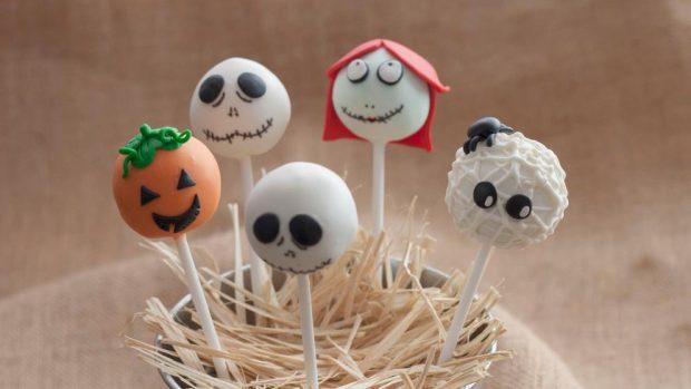 Postres caseros sencillos para Halloween