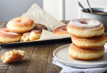 Photo of Receta de donuts caseros de hojaldre