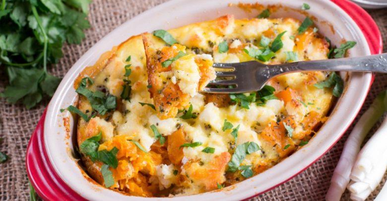 Receta de lasaña de zanahoria 1