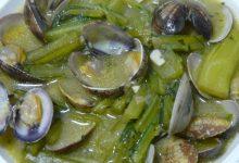 Photo of Receta de borrajas con almejas