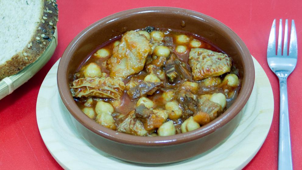 Photo of Receta de Callos a la malagueña