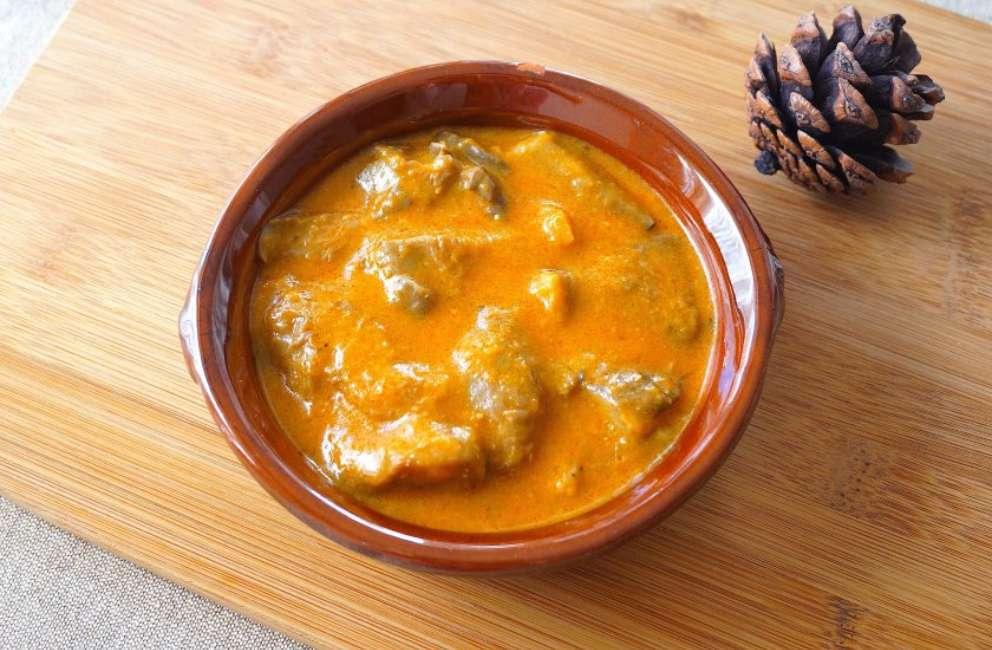 Receta de Callos ibéricos en salsa de champiñones 1