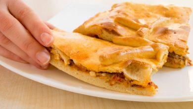 Photo of Receta de Empanada de pimientos y caballa
