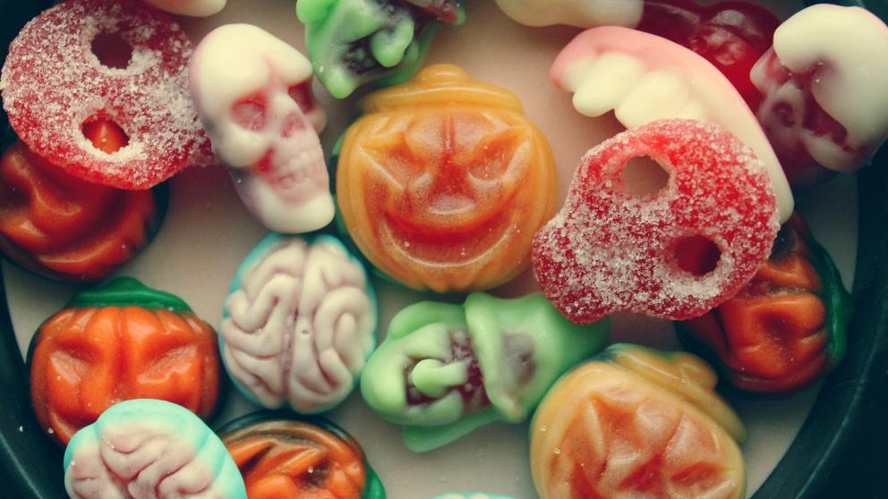 Photo of Receta de Pastel terrorífico de Halloween