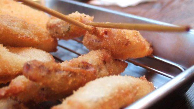 Cerdo Kushi-Katsu