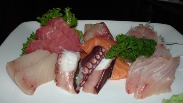Sashimi único