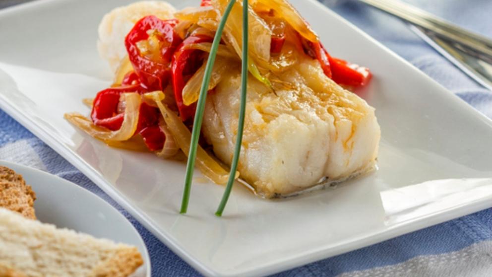 Photo of Receta de bacalao con cebolla y miel