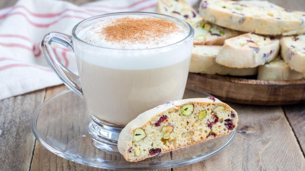 Photo of Receta de galletas de pistachos