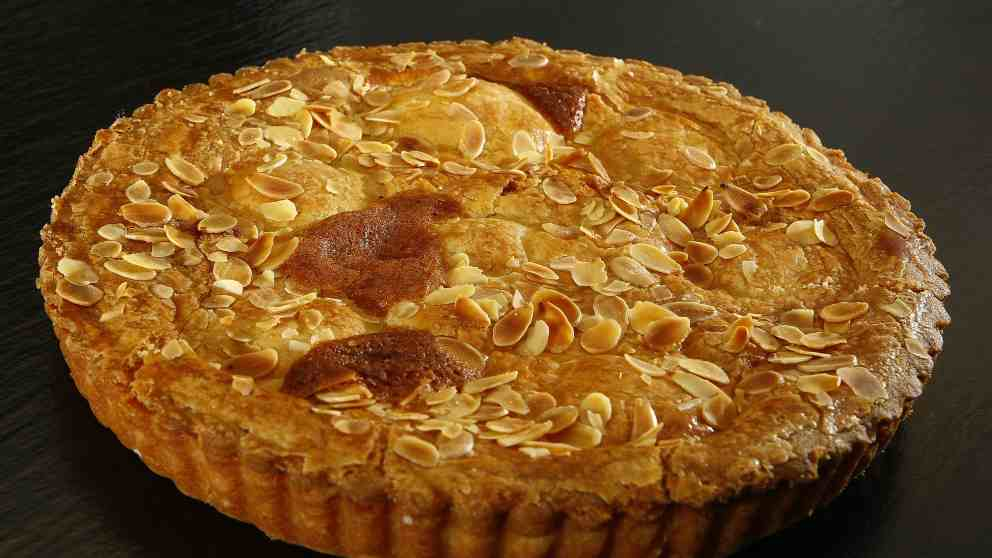 Photo of Receta de tarta de plátano y almendra