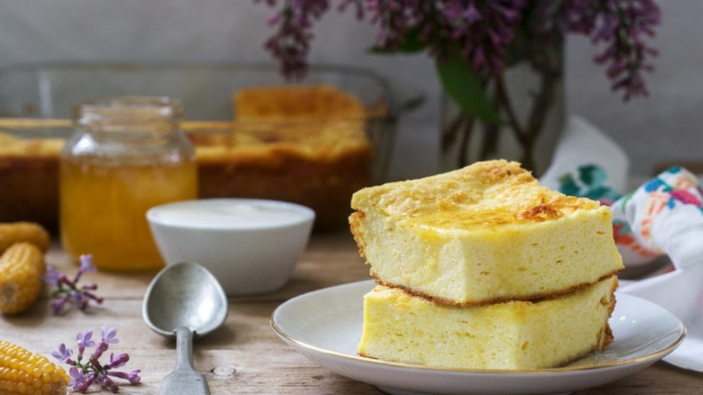 Photo of Receta de pastel de maíz con queso
