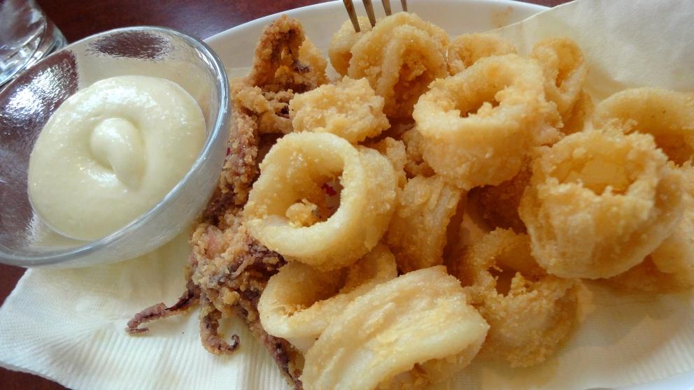 Photo of Receta de Calamares con alioli