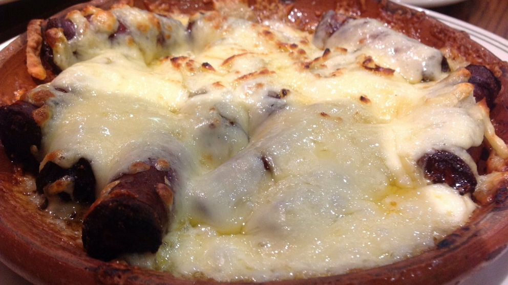 Photo of Receta de chistorra con queso