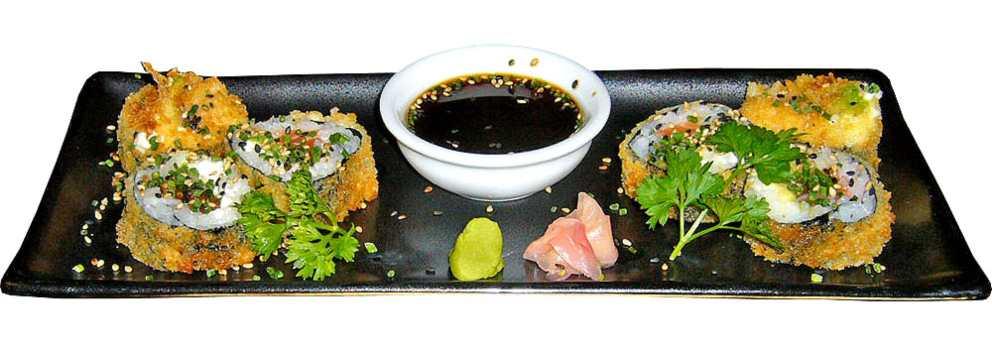 Receta de Hot roll de salmón 1