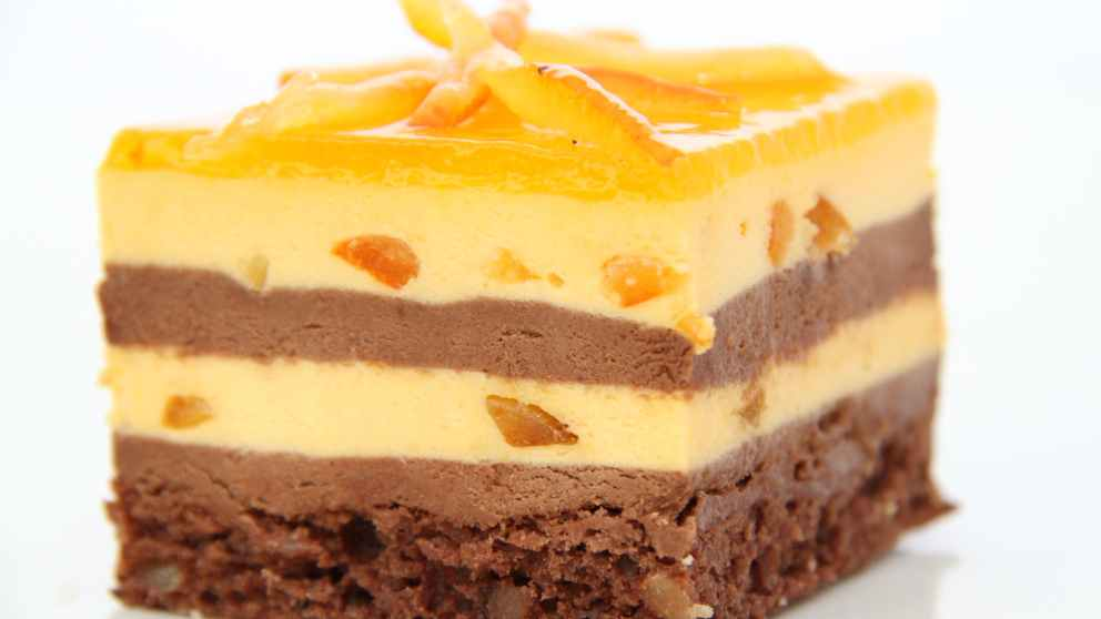 Photo of Receta de Panacota de naranja y chocolate