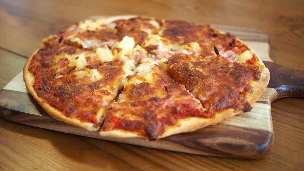 Photo of Receta de Pizza mexicana de carne