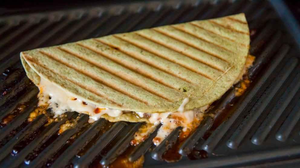 Receta de Quesadillas fritas crujientes 1