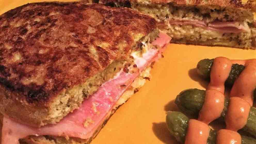 Photo of Receta de sándwich de Montecristo