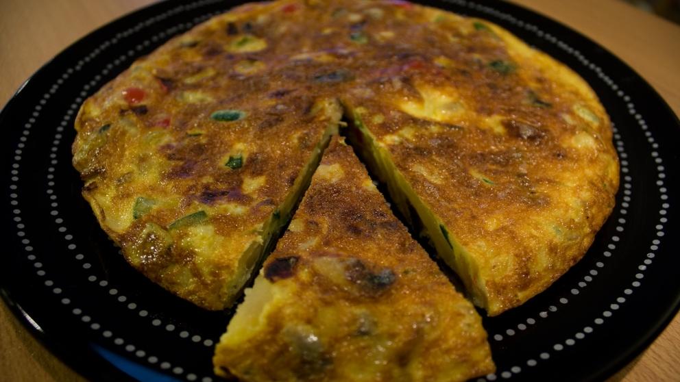 Photo of Receta de Tortilla campesina de verduras