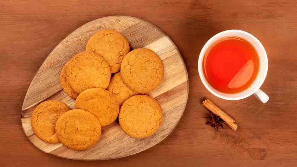 Photo of Receta Pastas de mantequilla de cacahuete para el té