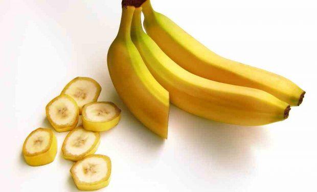 Galletas de chocolate y plátano