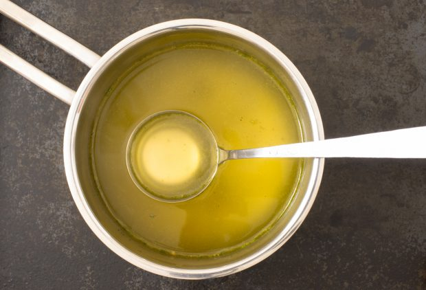 Receta de sopa de merluza marinada