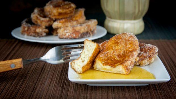 Receta de tostadas de anís dulce