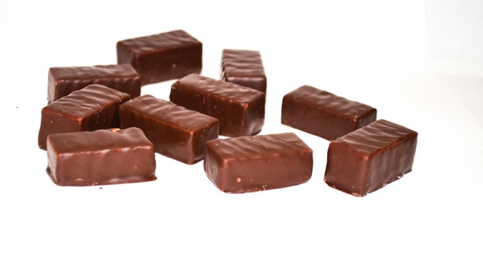 Receta de Bombones de caramelo 1