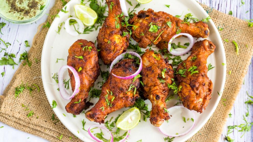 Photo of Receta de muslos de pollo crujientes al horno